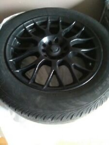 4 mag avec pneu P205 60 x 16