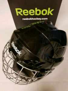 Reebok Hockey Helmet Boys Size X-Small