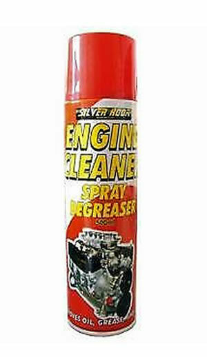ENGINE DEGREASER SPRAY CAR VAN GREASE REMOVER CLEANER AEROSOL 500ml