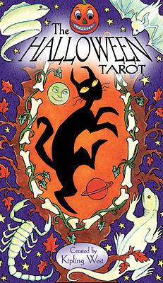NEW Halloween Tarot Cards Deck Kipling - Halloween Tarot Cards