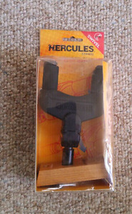 New Hercules GSP38WB Mountable Guitar Hanger with Auto Grip Syst