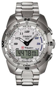 Tissot T-Touch Expert watch - as new - save $$$