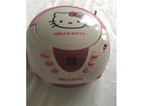 Girls CD player