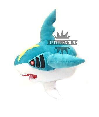 Pokemon Tohaido 30 cm Plüsch Hai Carvanha Mega Tohaido Schneemann Plush 319