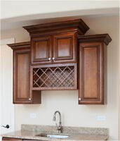 Cabinets Mudrooms, Home Bars, Laundry Rooms, Bathroom Vanities!