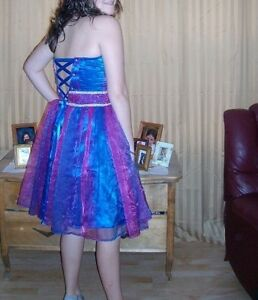 Size 10 Short Prom Dress