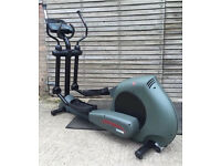 Life Fitness 9500hr commercial cross trainer