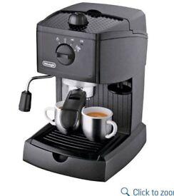 Dē longhi espresso and cappuccino maker