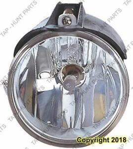 Fog Lamp Driver Side/Passenger Side Sedan Chrysler Sebring 2001-2006