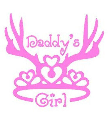 Baby Room Wall Decor M2M Pink Camo Realtree Baby Nursery -Princess Daddy's Girl