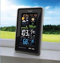 La Crosse Technology Wireless Color Weather Forecast Station Vertical 308-1425B