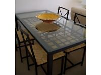 Ikea Granas table & 4 chairs