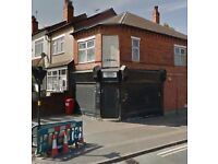 Shop to let on main road Bordesley green