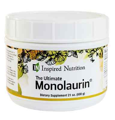 Ultimate Monolaurin ®  21 oz - 200 Servings, 3000 mg Each