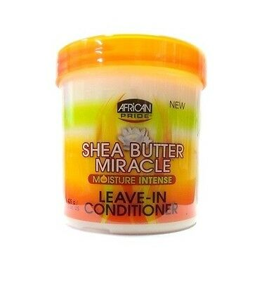 African Pride Shea Butter Miracle  Leave in Conditioner 425g VERSAND KOSTENLOS