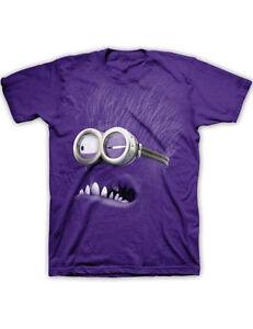 Despicable Me 2 Purple Minion Shirt 33