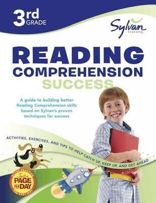 3rd Grade Reading Comprehension Success, Paperback by Sylvan Learning (EDT), ... - Reading Comprehension 3rd Grade