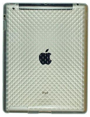 Silikon Case für Apple iPad 3 /  iPad 2 | Schutzhülle | Transparent  Apple Ipad 2 Silikon