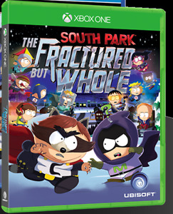 South Park the Fractured but whole for XBOX ONE