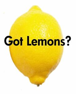 WANTED: Lemons Thornlie Gosnells Area Preview
