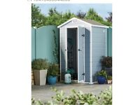 Garden shed... Brand new in box