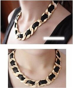 Hot-Sale-New-Arrival-CC-Fashion-Gold-Plated-Alloy-Necklace