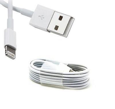 USB Ladekabel Datenkabel für Apple iPhone 5S 6 6S 7 8 X Plus iPad