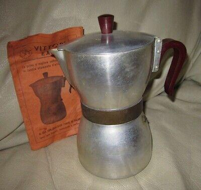 Vintage Brevettata Vittoria Express Espresso Maker – Italy