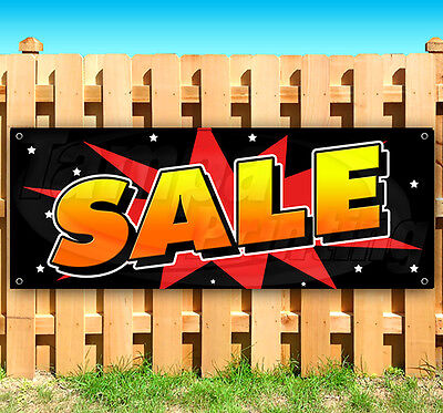 Sale Business Advertising Vinyl Banner Flag Sign Usa 15 18 20 24 30 48 52