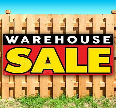 Warehouse Sale Advertising Vinyl Banner Flag Sign Many Sizes Usa