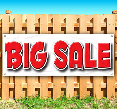 Big Sale Advertising Vinyl Banner Flag Sign Carnival Fair Food Usa