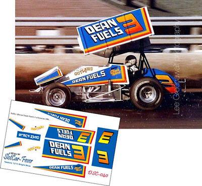 CD_DSC_040 #3 Bobby Allen  Chuck Ward's Sprint Car  1:24  Scale Decals     ~NEW~