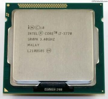 Intel Core i7-3770 socket FCLGA1155 (Processoren)