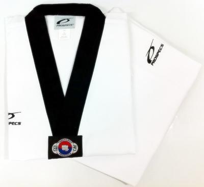 как выглядит Prospecs Pro Specs Taekwondo Uniform Dan Dobok Uniform For Adult TKD фото