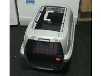 Pet carrier with 2 doors (cats, rabbits, guinea pigs, small dogs, ferrets) £15 ono.