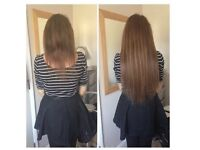 Russian / Indian hair extensions*NO deposit*NO waiting*Full stock*MOBILE