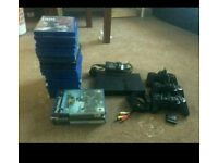 Sony PS2 Slim with 26 games