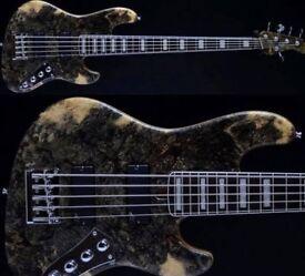 Mayones Jabba 5 String Bass Guitar