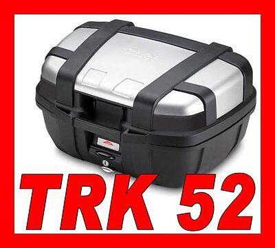 GIVI BAULETTO VALIGIA TREKKER TRK52 52 LITRI TRK 52N MONOKEY BAULE 52 POSTERIORE