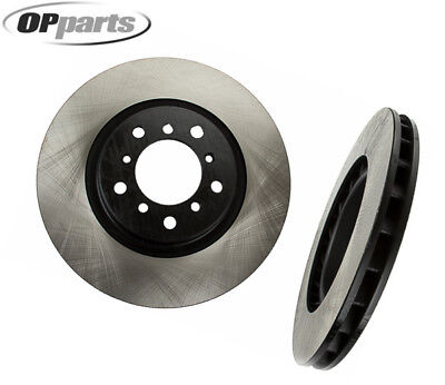 Front Brake Disc Rotor OPparts 34112229530 For: BMW (2001 - 2006) E46 M3 3.2L l6