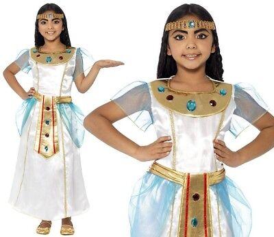 Kinder-Mädchen Deluxe Kleopatra Maskenkostüm Ägyptisch von - Kleopatra Von Ägypten Kostüme