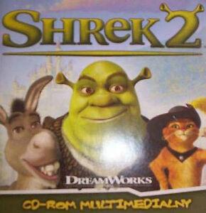 Shrek 2 POLISH PROMO SAMPLER RARE - <span itemprop=availableAtOrFrom>Chorzów, Polska</span> - Zwroty są przyjmowane - Chorzów, Polska