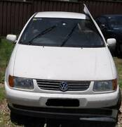VOLKSWAGEN POLO 9N 1999 5DR HATCH| 1.4L, 5 SP MANUAL | WRECKING Bankstown Bankstown Area Preview