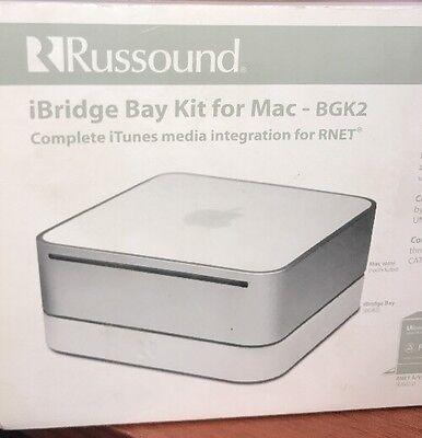 Russound BGK2 iBridge Bay Kit for MAC ITUNES Media intergration for RNET