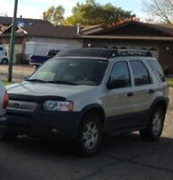 2004 Ford Escape XLT Duratec SUV, Crossover