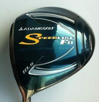 Driver ADAMS Golf SpeedLine F11 10.5* GAUCHER Stiff ALDILA