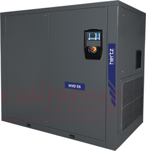 75HP  Variable Speed Screw Air Compressor - In STOCK