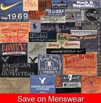 Save on Menswear