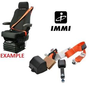 NEW IMMI THREE POINT SEAT BELT 21313472-0R137 199097757 VARIOUS FITMENT - SEE COMMENTS