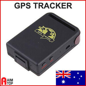 mini GPS GSM / GPRS Tracking Real Time GPS Positioning Device Car Tracker